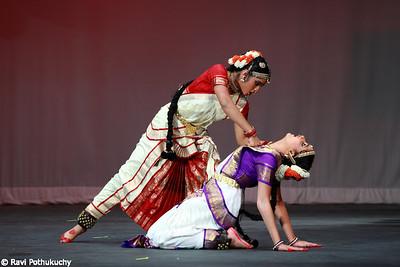 Juhi Amodwala and Nikita Prasad