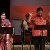 S.P.Balasubrahmanyam, K.S.Chitra, in concert in Austin (TX), 2012