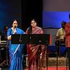 S.P.Balasubrahmanyam, K.S.Chitra, S.P.Sailaja, S.P.Charan, in concert in Austin (TX), 2012