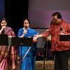 S.P.Balasubrahmanyam, K.S.Chitra, S.P.Sailaja, in concert in Austin (TX), 2012