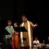 S.P.Balasubrahmanyam, S.P.Sailaja, Sree krishna, in concert in Austin (TX), 2008