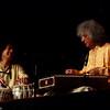 Pt. Shiv Kumar Sharma and Ustad Zakir Hussain, in concert in Austin (TX), 2011