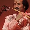 Ronu Majumdar, in concert in Austin (TX), 2011