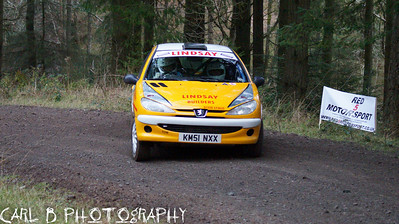 S. M. C. Members at the Grizedale Stages Rally (30th of November 2013)