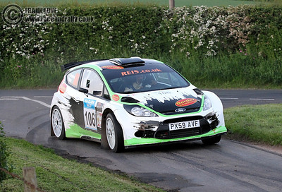 P. Taylor on the Jim Clark Rally (30th & 31st of May 2014)
