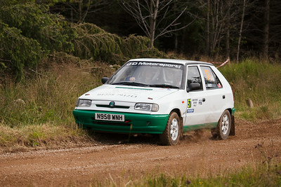 S.M.C. Members on the Greystoke Stages (13th of July 2014)