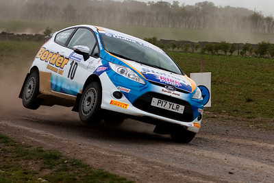 Spadeadam Motor Club Members In Action