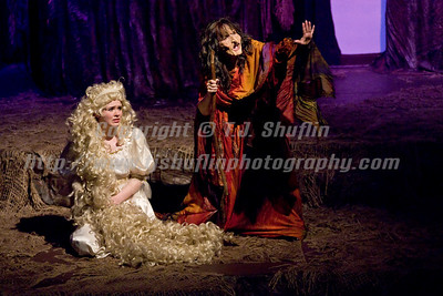 Into The Woods - by Louisiana College