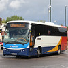 Stagecoach Bluebird 53626 Elgin Bus Station 1 Aug 17
