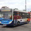 Stagecoach Bluebird 36957 Elgin Bus Station Aug 17