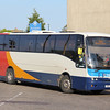 Stagecoach Bluebird 52621 Elgin Bus Station 1 Sep 17