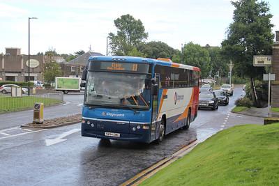Stagecoach Bluebird 53220 Alexandra Road Elgin Aug 17