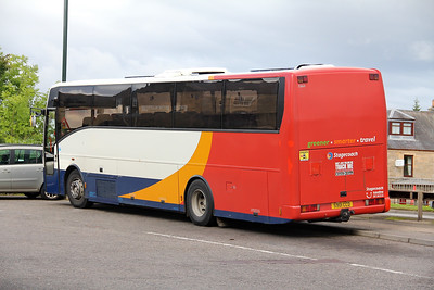 Stagecoach Bluebird 52621 Elgin Bus Station 3 Aug 17