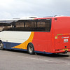 Stagecoach Bluebird 52621 Elgin Bus Station 3 Aug 17