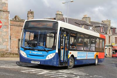 Stagecoach Bluebird 36048 Dufftown Square Apr 12