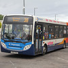 Stagecoach Bluebird 36035 Elgin Bus Station Aug 17