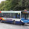 Stagecoach Bluebird 27108 Foresterhill Road Aberdeen Sep 17