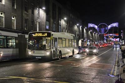 Stagecoach Bluebird 29022 Union Street Aberdeen 2 Nov 19