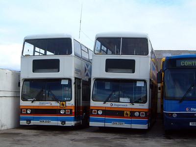 Stagecoach Bluebird 10555_10751 Macduff Depot Sep 03