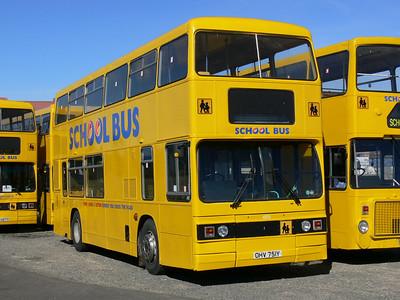 Stagecoach Bluebird 10751 Macduff Depot Sep 06