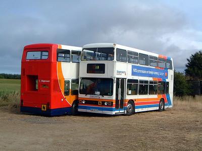 Stagecoach Bluebird 10577_10560 Ordiquhill 1 Sep 03