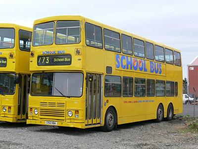 Stagecoach Bluebird 13512 MacDuff Depot 2 May 07