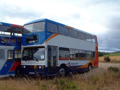 Stagecoach Bluebird 10560 Ordiquhill Sep 03