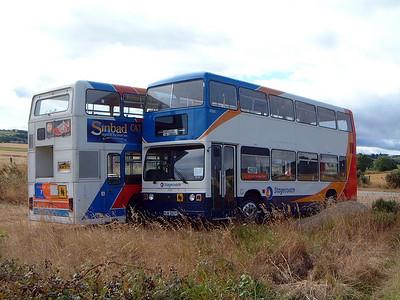 Stagecoach Bluebird 10577_10560 Ordiquhill 2 Sep 03