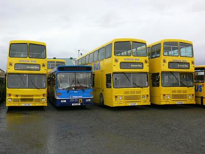 Stagecoach Bluebird 13502_03_03_32110 Macduff Depot Aug 08