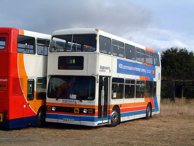 Stagecoach Bluebird 10577 Ordiquhill Sep 03