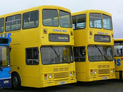 Stagecoach Bluebird 13503_06 Macduff Depot Aug 08