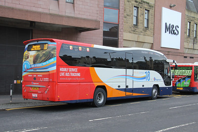 Stagecoach Bluebird 54832 Falcon Square Inverness 2 Jan 18