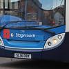 Stagecoach Bluebird 27101 Inverness Bus Station 2 Oct 17