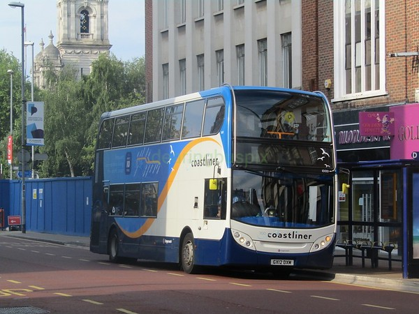 Stagecoach South 10001  GX12DXM Commercial Rd, Portsmouth (1280x960)