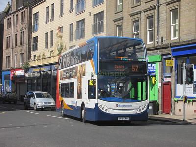Stagecoach East Scotland 10002 SP12CFU Seagate, Dundee on 57