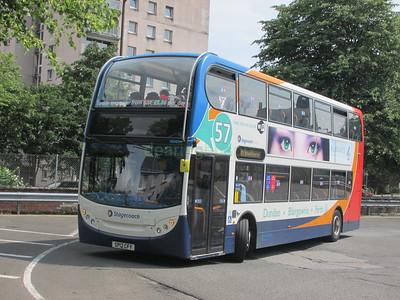 Stagecoach East Scotland 10005 SP12CFY Perth Bus Stn