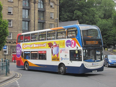 Stagecoach C&NL 10015 PX12DLY Cable St, Lancaster on 2X (1)