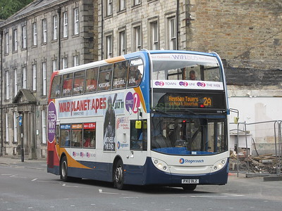 Stagecoach C&NL 10016 PX12DLX Cable St, Lancaster on 2A