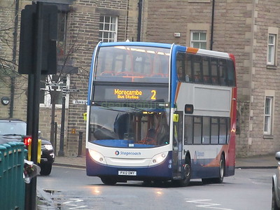 Stagecoach C&NL 10022 PX12DMY Cable St, Lancaster on 2