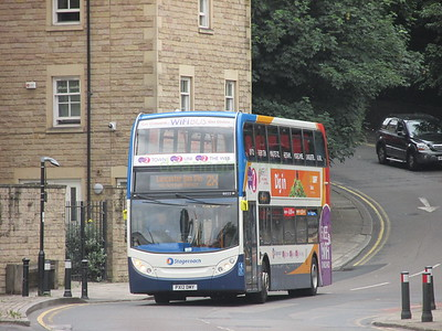 Stagecoach C&NL 10022 PX12DMY Cable St, Lancaster on 2X