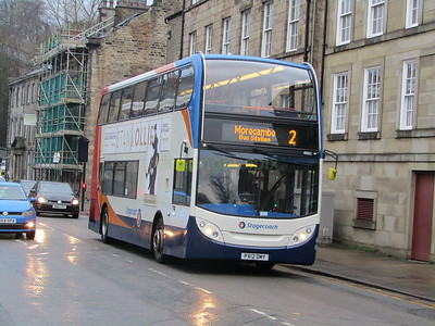 Stagecoach C&NL 10022 PX12DMY Cable St, Lancaster on 2 (1)