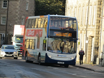 Stagecoach C&NL 10024 PX12DND Cable St, Lancaster on 41