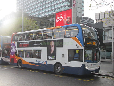 Stagecoach Manchester 10031 PX12DNV Piccadilly Gardens, Manchester (1)