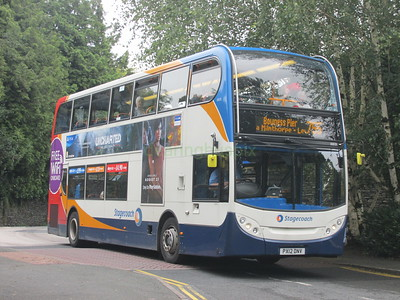 Stagecoach C&NL 10031 PX12DNV Windermere Stn on 755