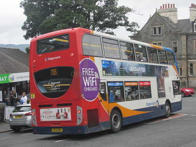 Stagecoach C&NL 10031 PX12DNV Windermere Stn on 755 (1)