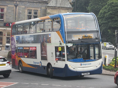 Stagecoach C&NL 10031 PX12DNV High St, Windermere on 755