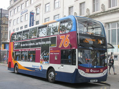 Stagecoach Manchester 10049 MX12LWP Piccadilly, Manchester on 74