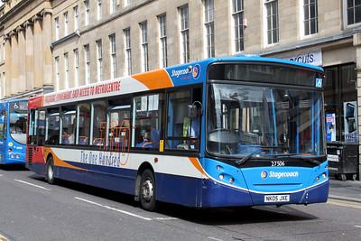 Stagecoach Busways 27506 Grainger St Newcastle Apr 10