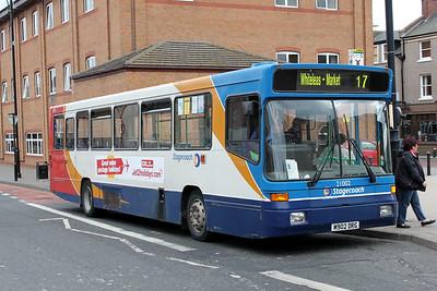 Stagecoach Busways 21002 Church Way South Shields Apr 10