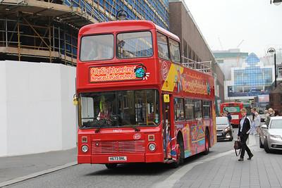 Stagecoach Busways 14673 Blackett St Newcastle Sep 15